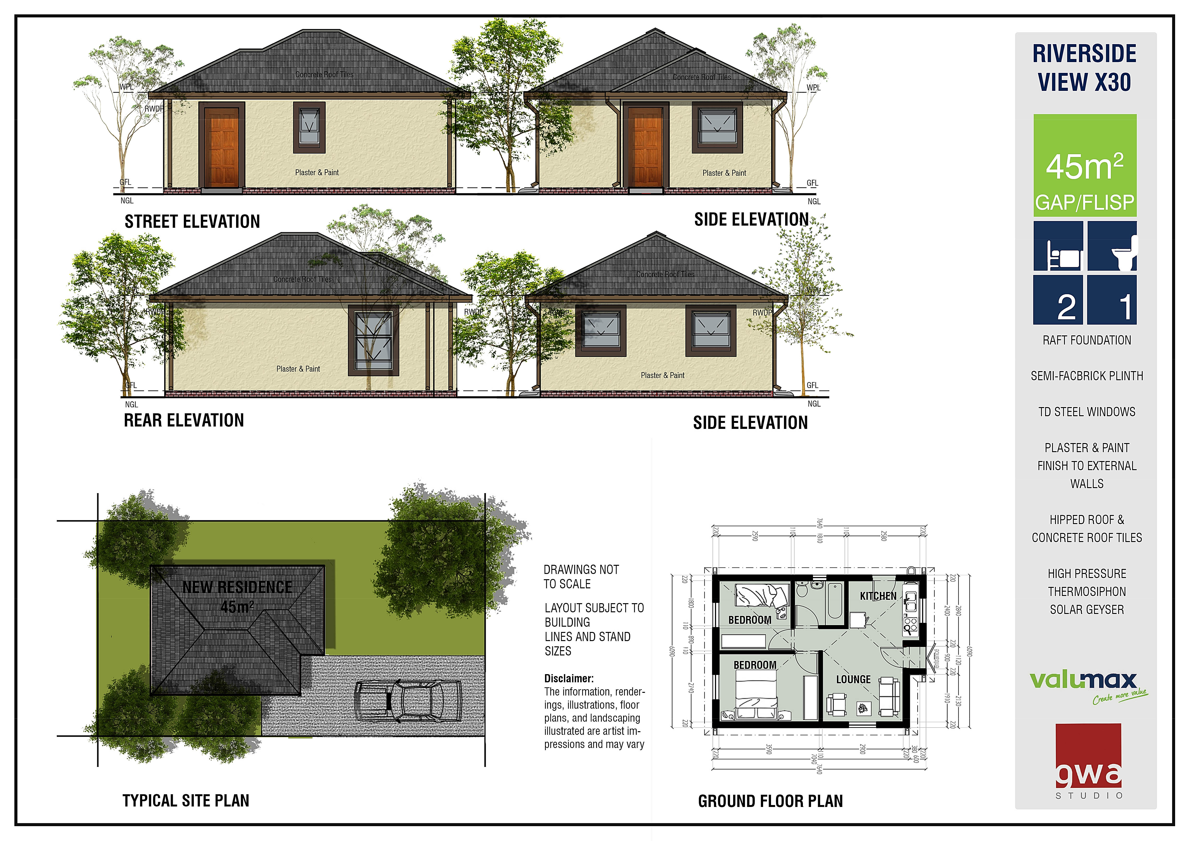 About riverside for Riverside house plans