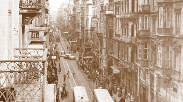 1961 beyoglu