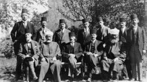Sivas kongresi delegeleri toplu halde 1919