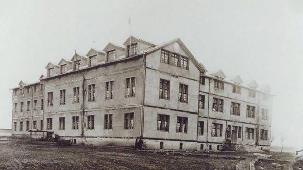 Amerikan koleji merkez hastanesi
