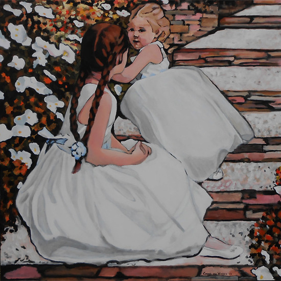 P199 Flower girls