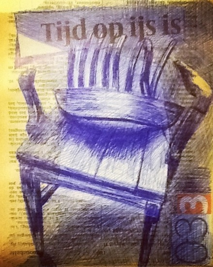 The Broken Chair