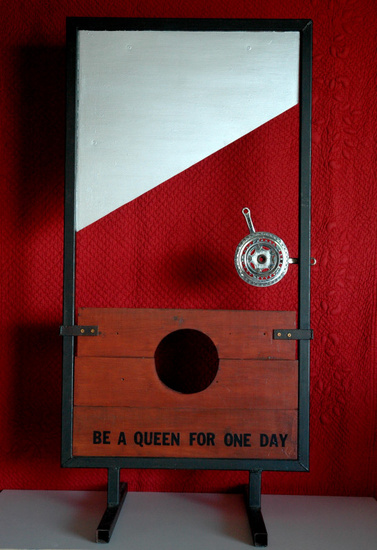 Be a Queen for one day