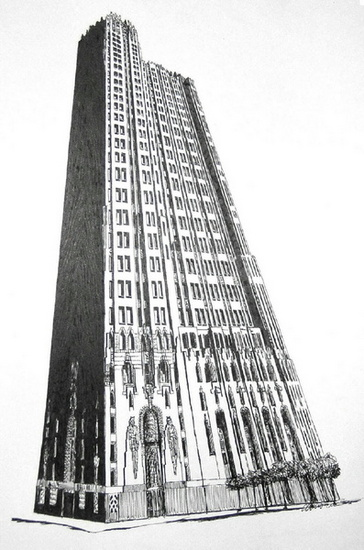 Guardian Building, Detroit