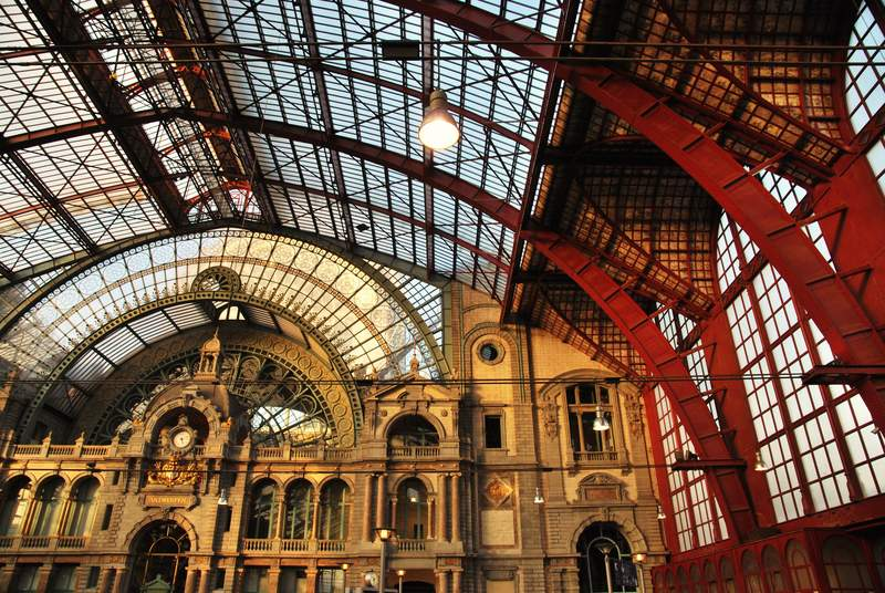 Antwerp station (2)