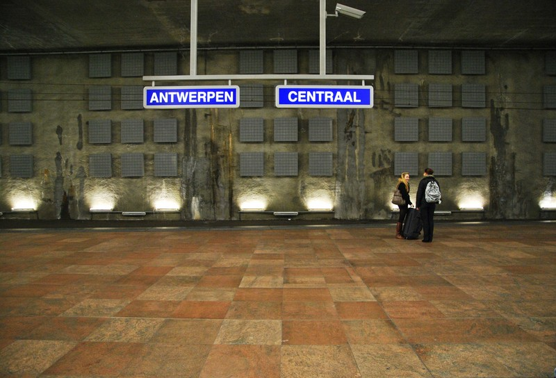 Antwerp station -4
