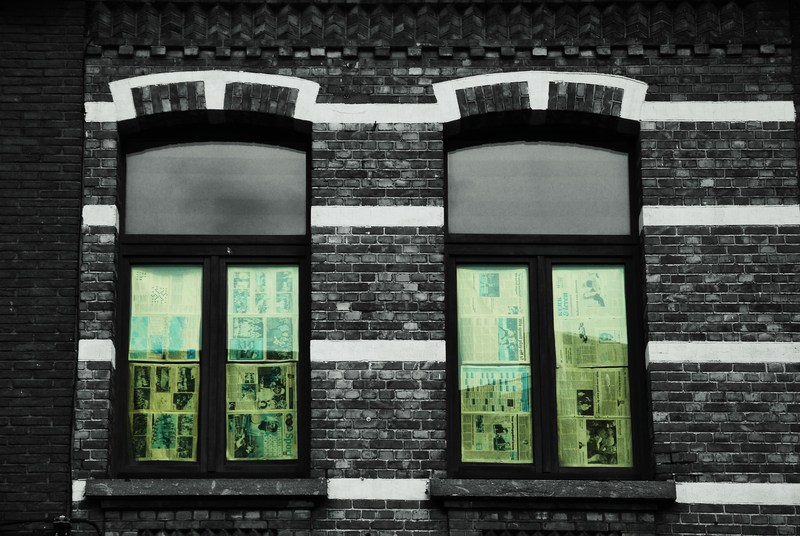 windows in Turnhout