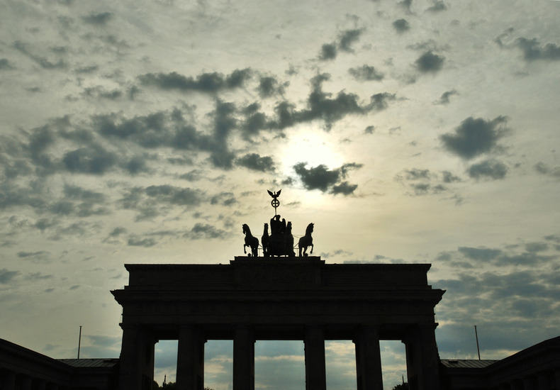 Brandenburger Tor -Berlin