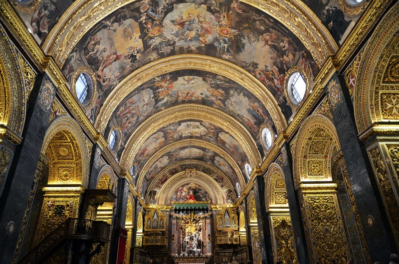St.John's Cathedral -Valletta (2)