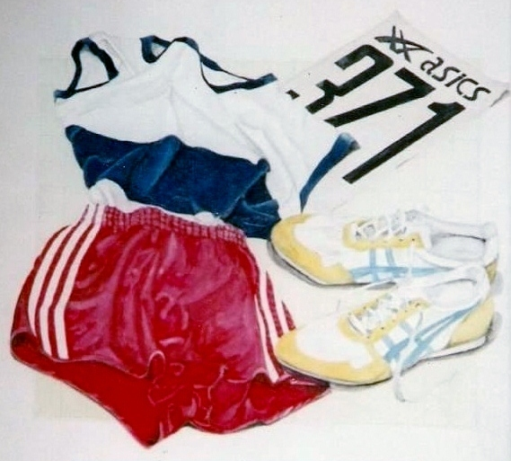Atletiek outfit