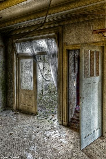 Serie: Haunted house