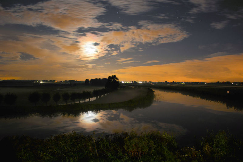 Holland by night