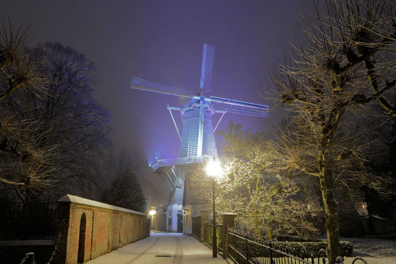 Winter in Loenen