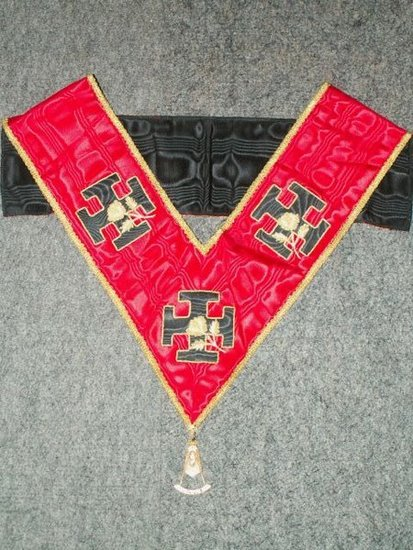 Collar 18th degree AASR