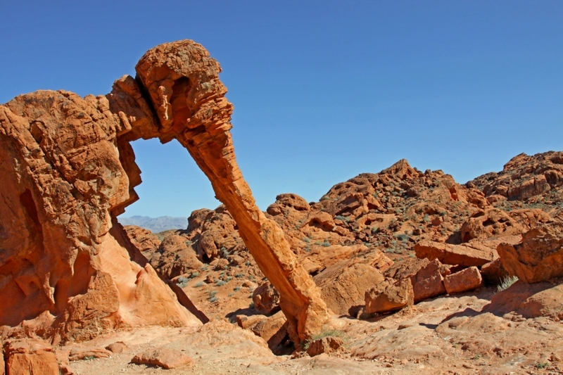 Elephant Rock, Valley of Fire S.P.