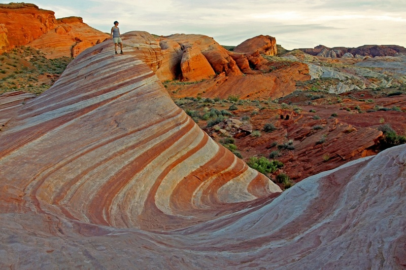Fire Wave, Valley of Fire S.P.
