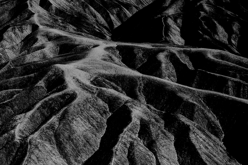 Erosie, Death Valley