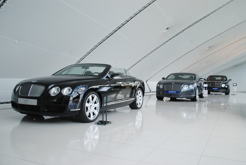 Bentley Modellen bij Louwman Exclusive