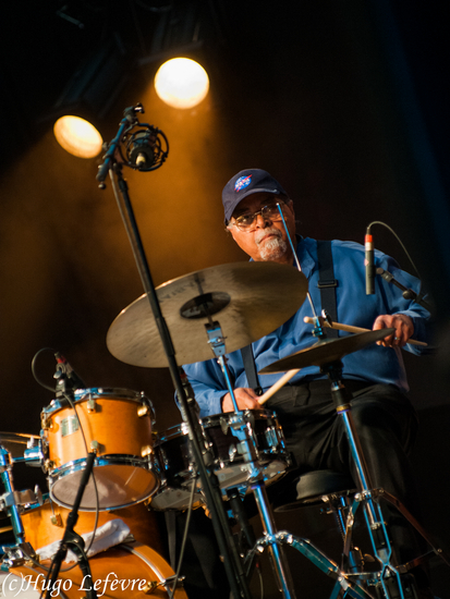 2012 Leffe Jazz Nights - Jimmy Cobb (dr)