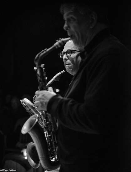 2012 Sax Connection - Gary Smulyan (bs) en Dick Oatts (as)
