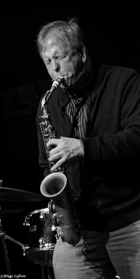 2012 Sax Connection - Dick Oatts (as)