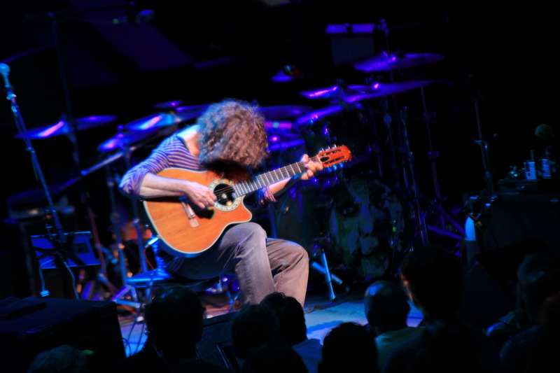 Pat Metheny, Tivoli Vredenburg Utrecht