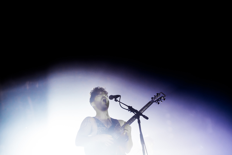 Foals at Down The Rabbit Hole Festival