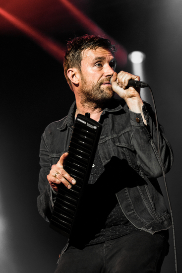 Damon Albarn & The Heavy Seas at Down The Rabbit Hole Festival