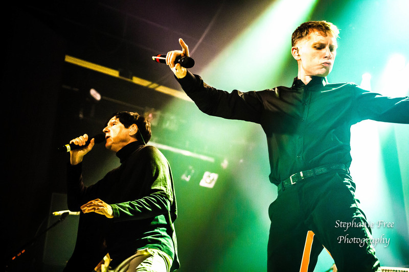 Franz Ferdinand Sparks at the Melkweg Amsterdam