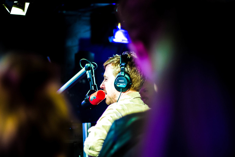 Kaiser Chiefs at That's Live radio3fm