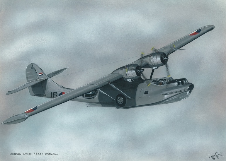 PBY-5A Consolidated Catalina (Bestelnr. MLD-30)