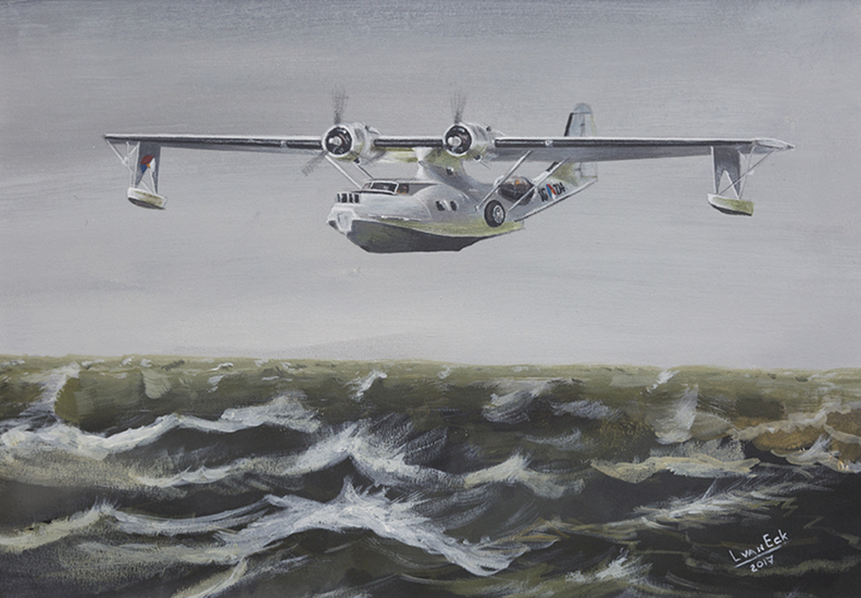 Consolidated PBY-5A Catalina (Bestelnr. MLD-31)