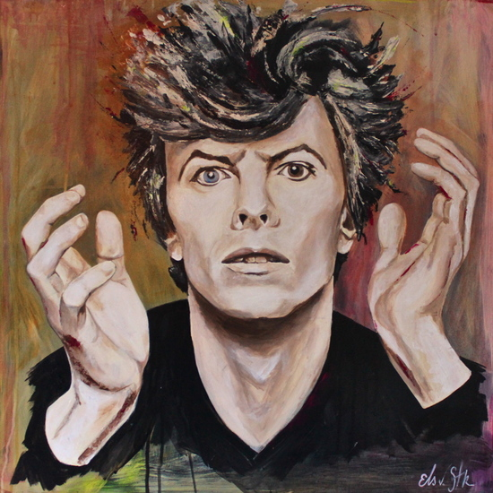 David Bowie no.3