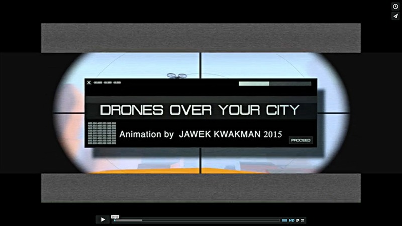 Drones over your City