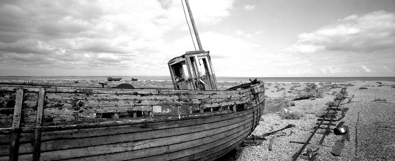 Dungeness ship 1