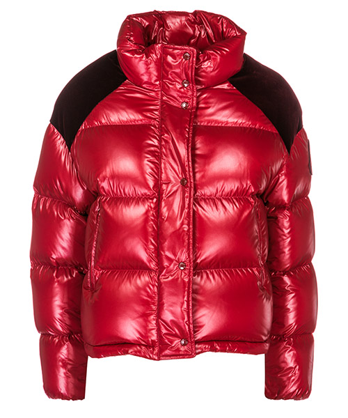 Bomber 2 Moncler 1952 Genius - Chouette 4534880 68950 438 rosso
