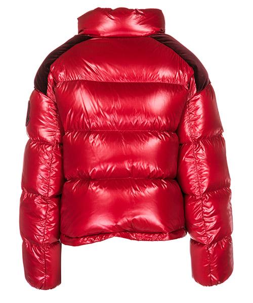 Piumino bomber women's outerwear jacket blouson genius chouette secondary image