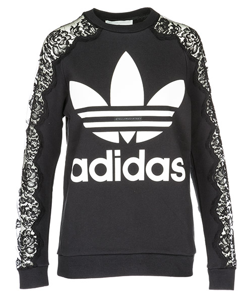 Pull Adidas by Stella McCartney 536026SLW421000 nero