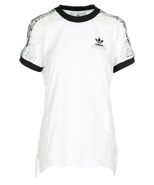 T-shirt Adidas by Stella McCartney 536050SLW409000 bianco