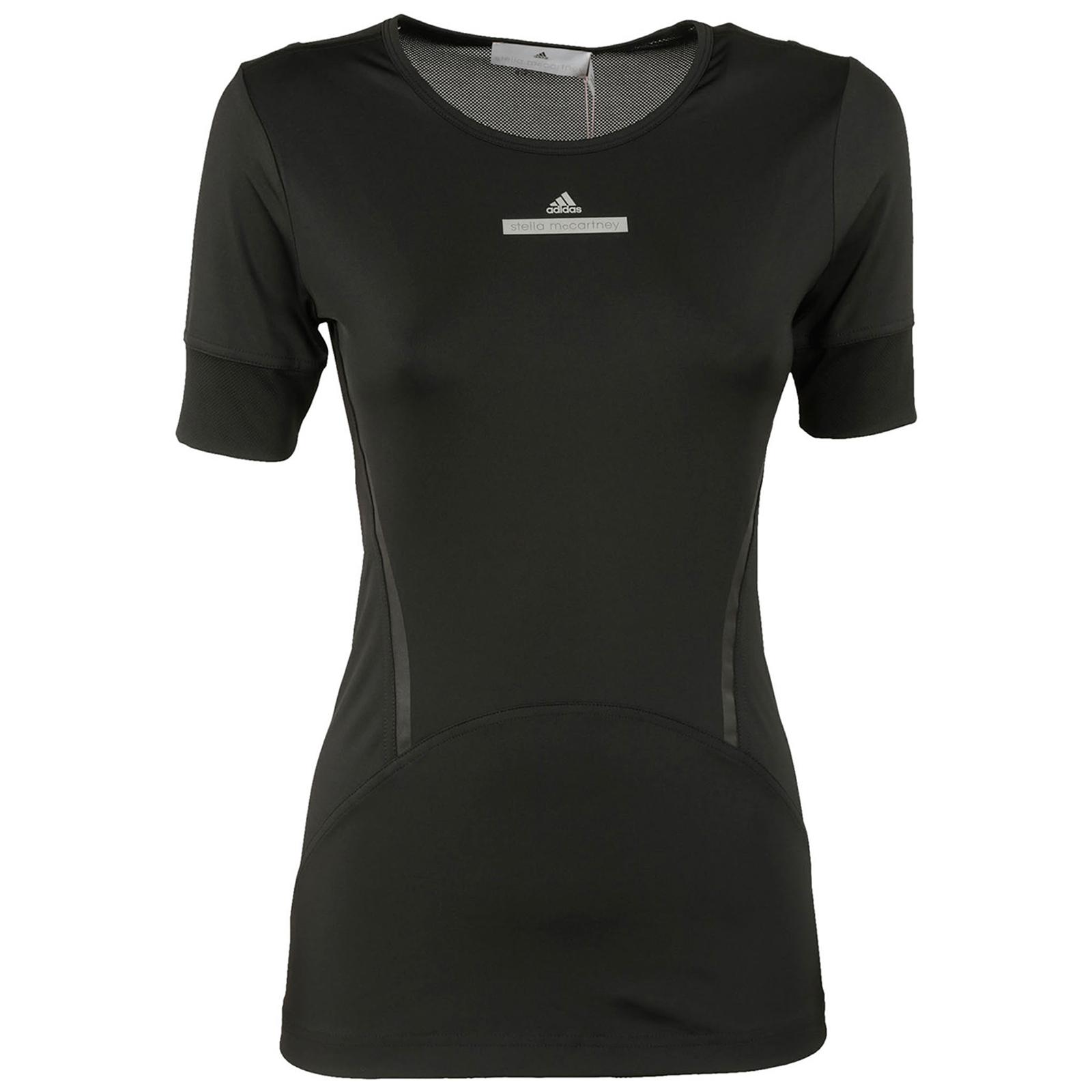 T-shirt ras du cou col rond manches courtes femme clima cool running run