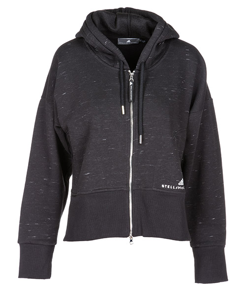 Kapuzensweatshirt Adidas by Stella McCartney CZ2287 black