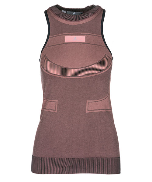 Tank top Adidas by Stella McCartney Running CZ3497214411251 rosa