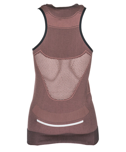 Damen tanktop top running secondary image