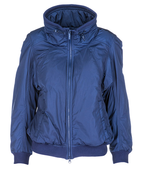 Outerwear blouson Adidas by Stella McCartney Training CZ3536999991105 blu