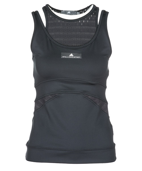 Tanktop Adidas by Stella McCartney Training CZ3910 nero