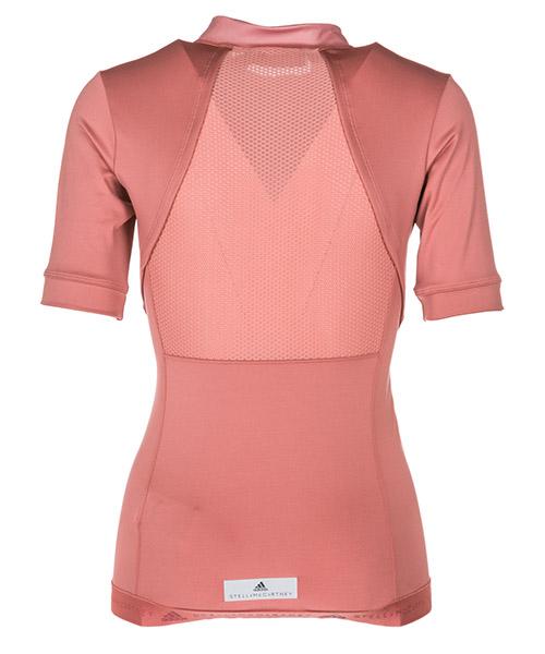Camiseta de mujer de cuello redondo con mangas cortas running secondary image