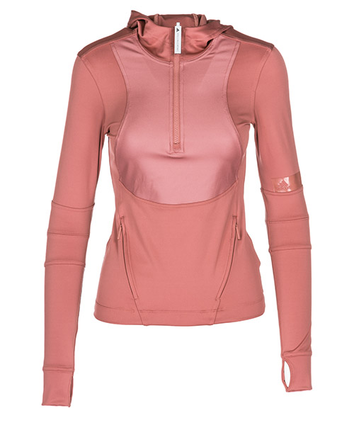 Sweat à capuche Adidas by Stella McCartney DM7158 pink