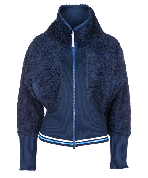 Outerwear blouson Adidas by Stella McCartney Training DP3545999991105 blu