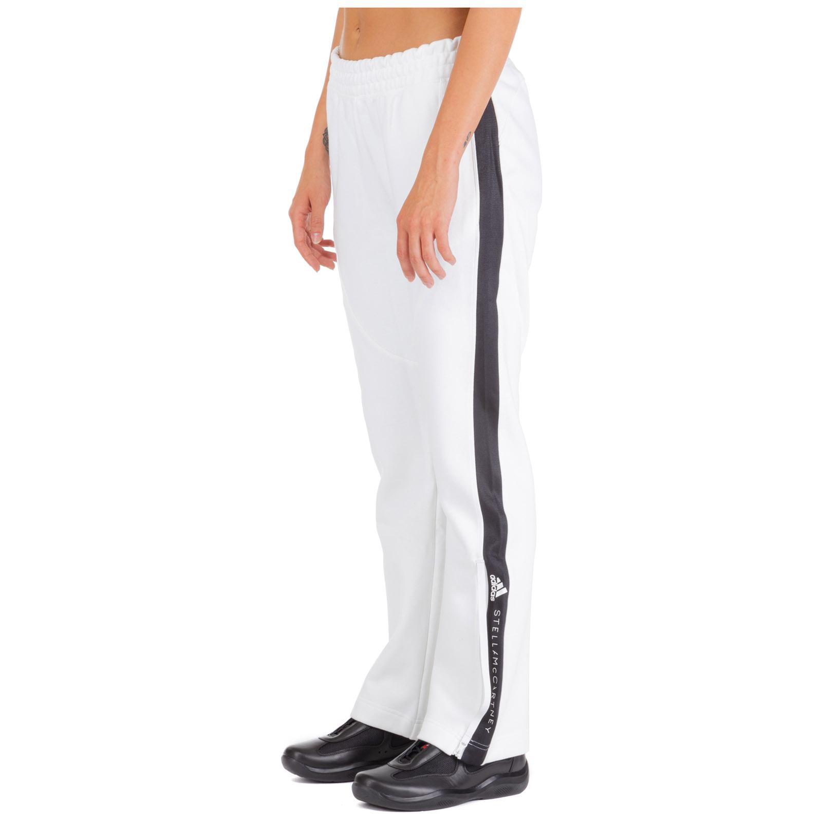 pantaloni tuta donna adidas bianco