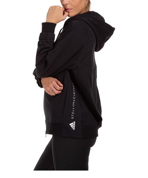 Kapuzenpullover Adidas by Stella McCartney fl3736 nero
